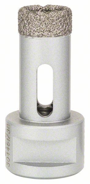 Carota diamantata Dry Speed Best pentru Ceramica 20mm (pentru gaurire uscata) 2