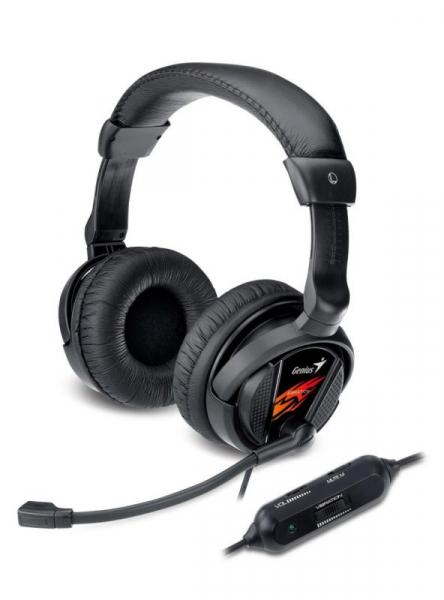 CASTI+MIC GENIUS HS-G500V BLACK 0
