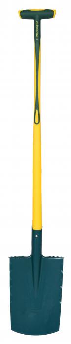 Cazma DUOPRO - 28 cm, coada  NOVAMAX, capat forma T 0