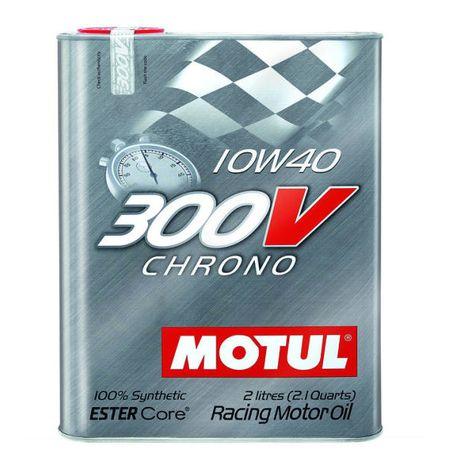 Ulei motor Motul 300V Chrono 10w40, 2L 0