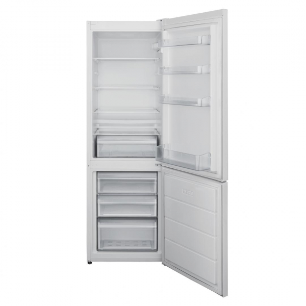 Combina frigorifica Heinner HC-V268A+, 268 l, Clasa A+, H 170 cm, Control mecanic cu termostat ajustabil, Alb 1