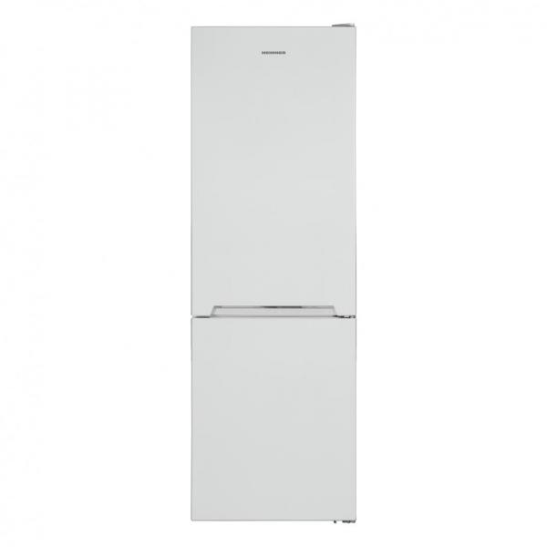 Combina frigorifica Heinner HC-V336A++, 336 l, Clasa A++, H 186 cm, Tehnologie Less Frost, Control mecanic cu termostat ajustabil, Alb 0