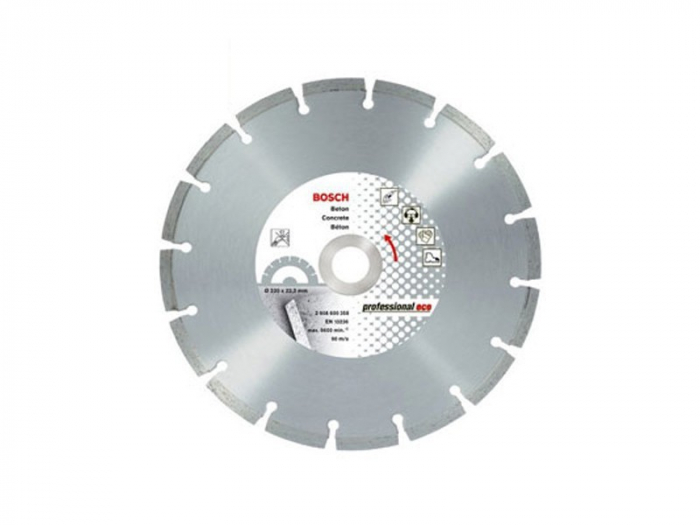 Disc diamantat 180mm pentru beton (inlocuit de 2608602654) 0