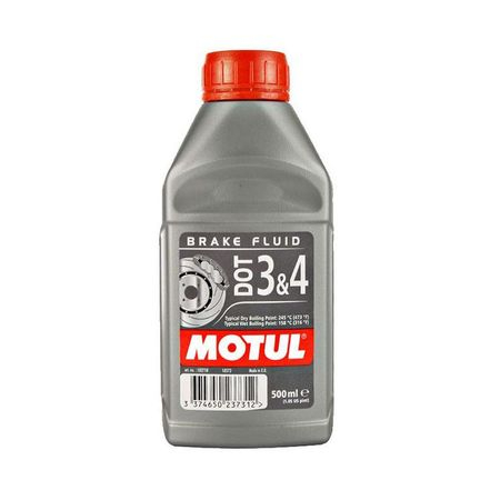 Lichid frana Motul DOT 3 & 4, 500 ml 0