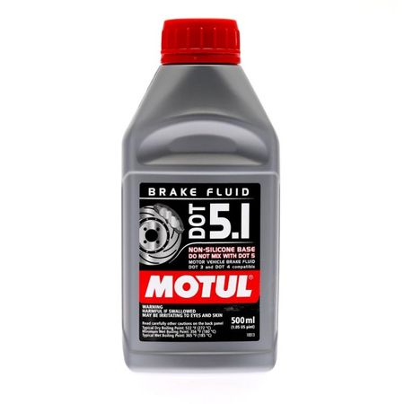 Lichid frana Motul DOT 5.1, 500 ml 0