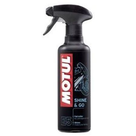 Spray luciu Motul, Shine & Go, 400Ml 0