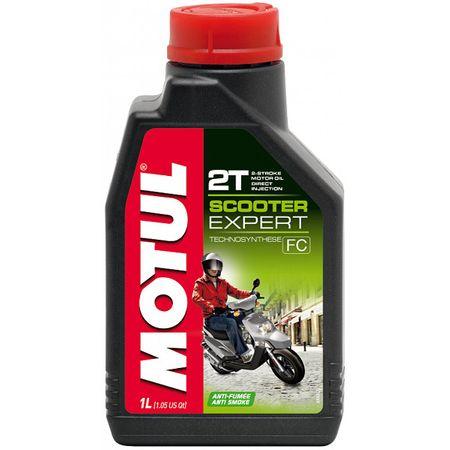 Ulei scooter Motul Expert 2T, 1L [0]