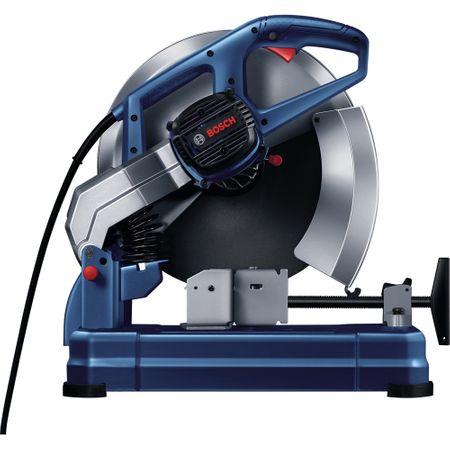 Fierastrau circular stationar pentru metale Bosch Professional GCO 14-24J, 2000 W, 355 mm, 17 kg 7