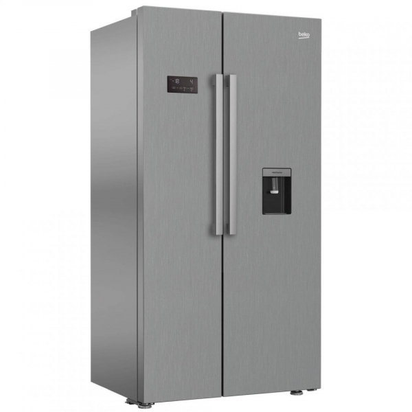FRIGIDER BEKO GN163320PT SYDE BY SIDE 0