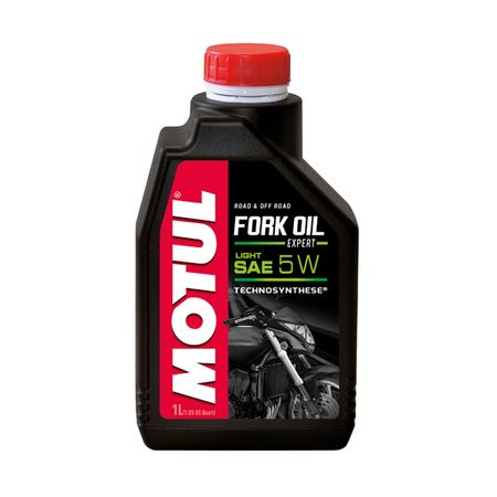 Ulei moto furca MOTUL FORK OIL Expert 5W, 1L 0