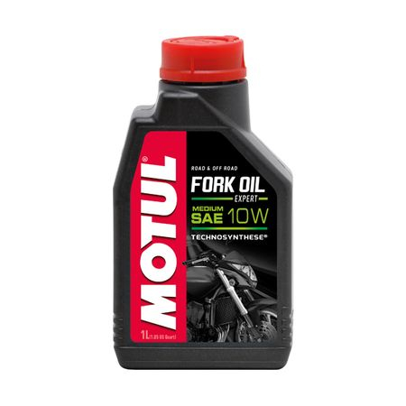 Ulei moto furca MOTUL Fork Oil Expert Medium 10W, 1L 0