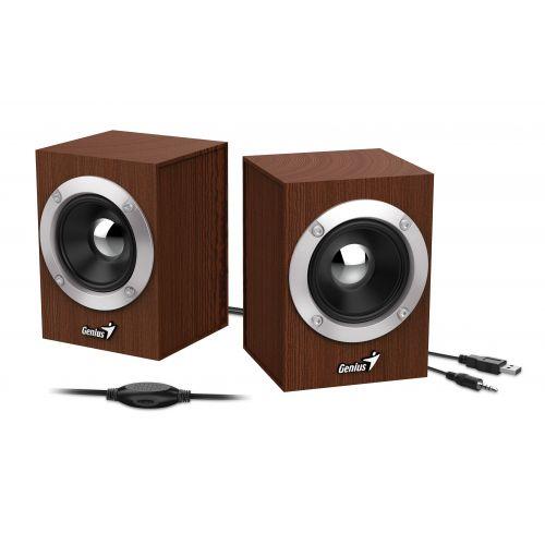 Genius SP-HF280 Boxe Stereo USB 0