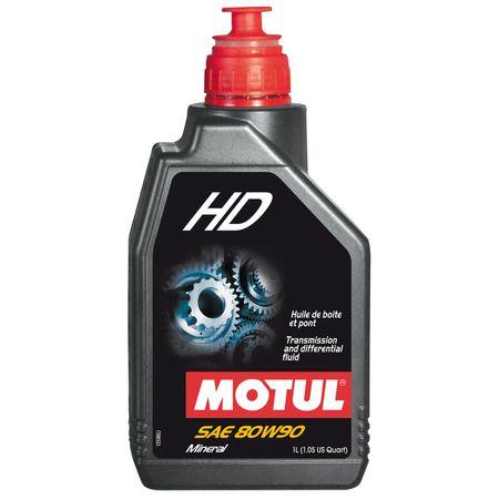 Ulei transmisie Motul HD 80W90, 5L 0