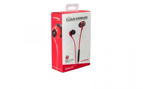 KS HEADPHONES HYPERX CLOUD EARBUDS 4