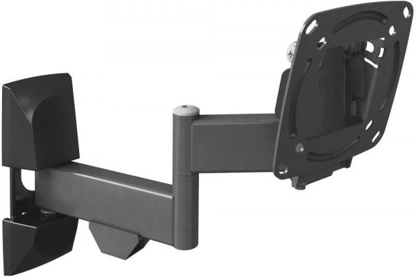 "LCD WALL MOUNT BARKAN 29"" BLACK 1"