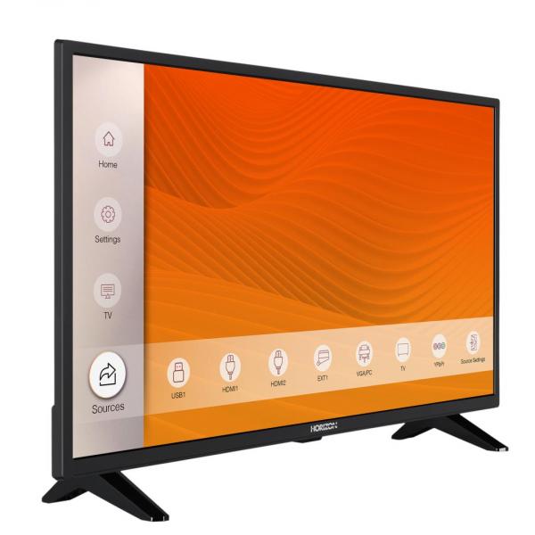 """LED TV 32"""" HORIZON HD-SMART 32HL6330H/B 2"""