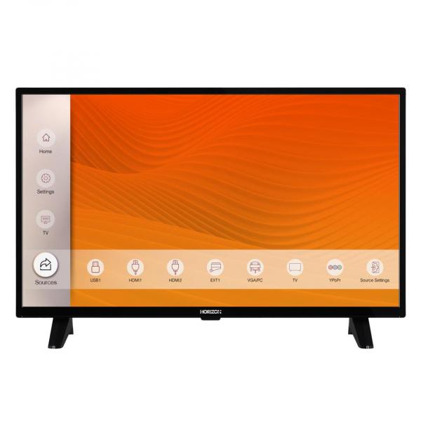 """LED TV 32"""" HORIZON HD-SMART 32HL6330H/B 0"""