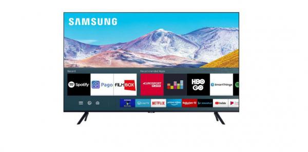 "LED TV 43"" SAMSUNG UE43TU8072UXXH 0"
