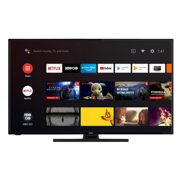 Televizor Horizon 50HL7590U, 126 cm, Smart Android, 4K Ultra HD, LED, Clasa A+ [0]