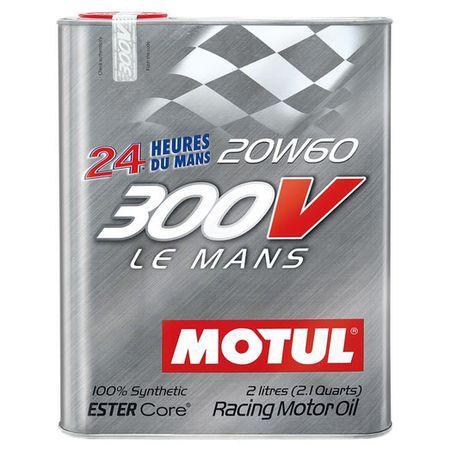 Ulei motor Motul 300V Le Mans 20W60, 2L 0