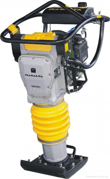 Masalta MR68H Mai compactor, Honda GX100, benzina [0]