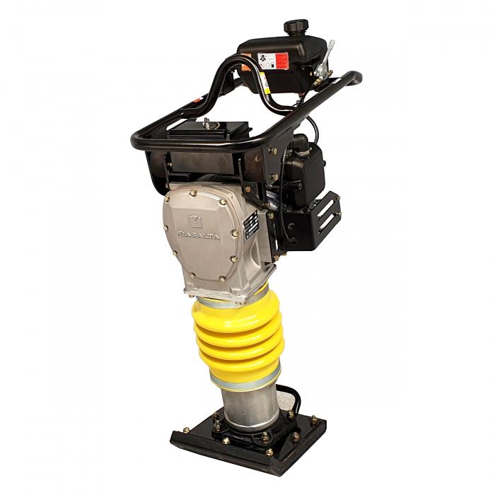Masalta MR70H Mai compactor, Honda GXR120, benzina 0