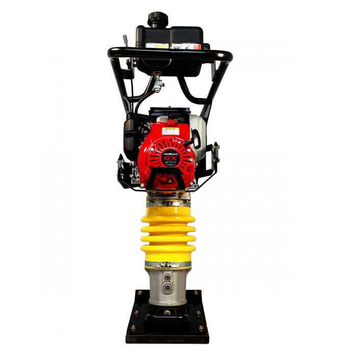 Masalta MR70H Mai compactor, Honda GXR120, benzina 2