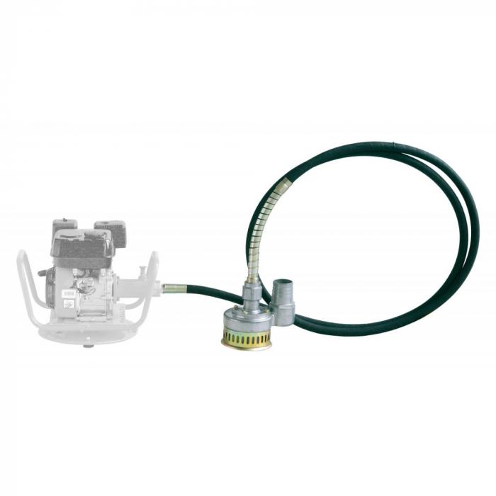 "Masalta MSP-3 Pompa submersibila antrenata de motor vibrator MVE 3""/75mm 3"