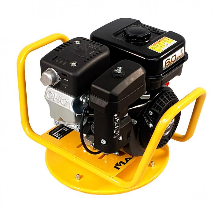 Masalta MVDR-3 Motor vibrator pentru beton, Robin EX17, benzina [2]