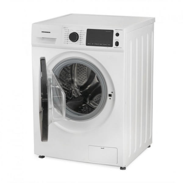 Masina de spalat rufe Heinner HWM-M1016INVA3+,10 kg, 1600 RPM, Clasa A+++, Motor Inverter, Display LED, Alb 2