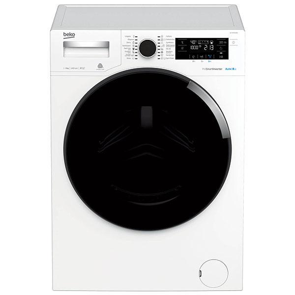 Masina de spalat rufe Beko WTV9744XDW, 9 kg, 16 programe, 1400 rpm, A+++-10%, Optisense®, 60 cm, LCD, Alb 0