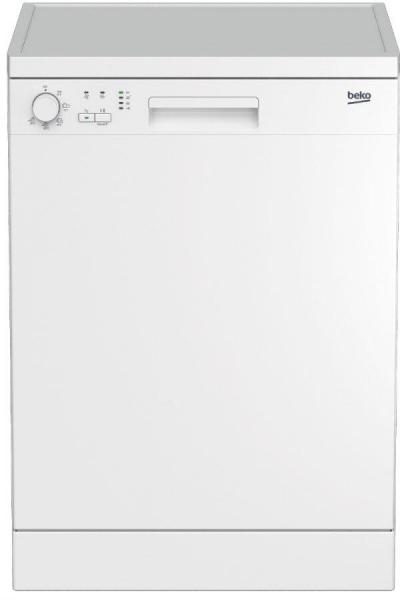 Masina de spalat vase Beko DFN05311W, 13 seturi, 5 programe, Clasa A+, Alb 0