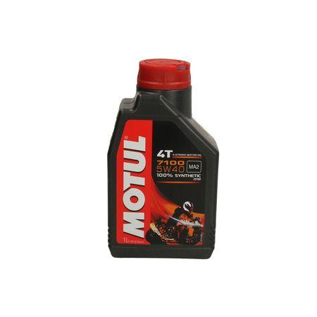 Ulei moto Motul 7100 4T, 5W40, 1L 0