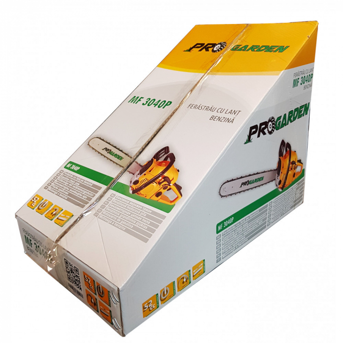 Motoferastrau ProGARDEN MF2335P 350mm, 2.3CP, benzina 2t, 45cmc 6