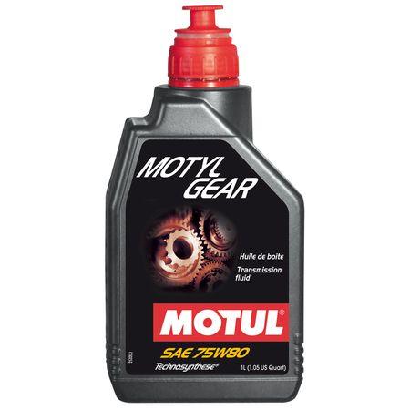 Ulei transmisie Motul Motylgear 75W80, 1L [0]