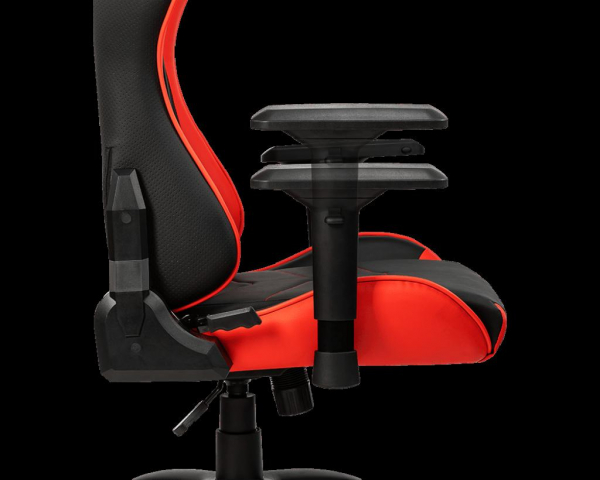 MSI MAG CH120 Gaming Chair Black/ Red 2
