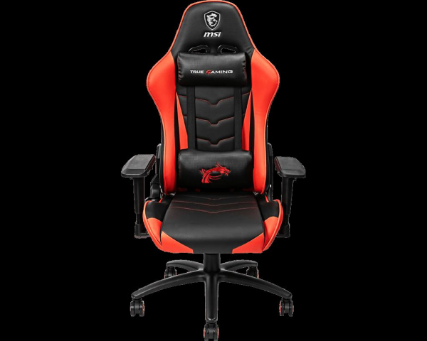 MSI MAG CH120 Gaming Chair Black/ Red 1