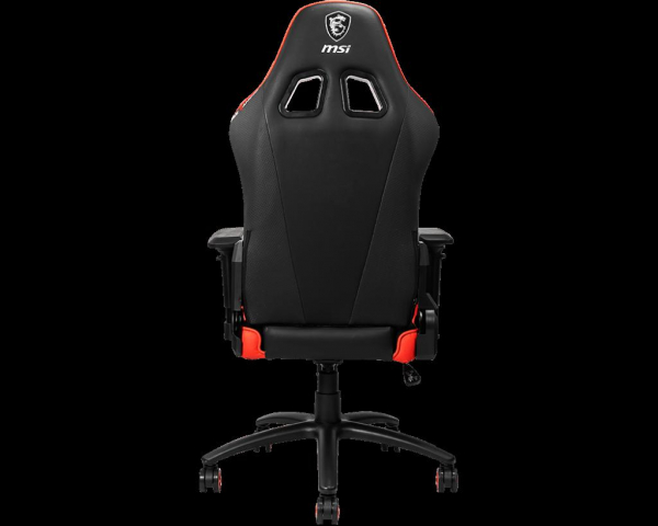 MSI MAG CH120 Gaming Chair Black/ Red 4