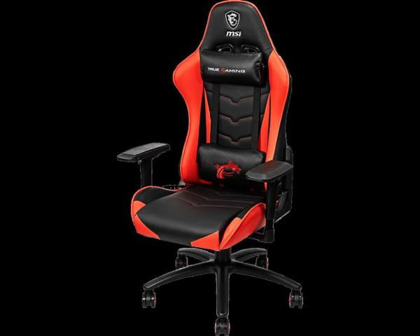 MSI MAG CH120 Gaming Chair Black/ Red 0