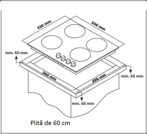 PLITA BUILT IN HEINNER HBH-S584I-IX 1