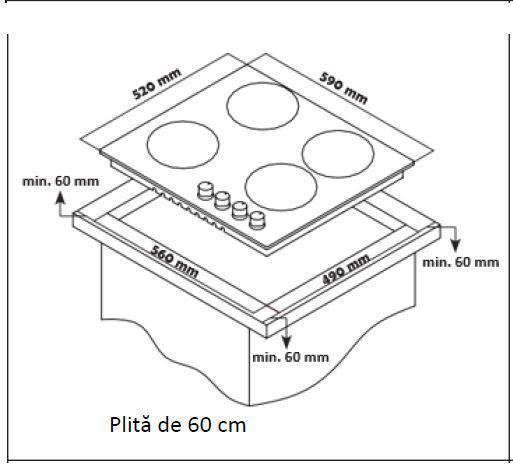 PLITA BUILT IN HEINNER HBH-S584WI-GBK 2