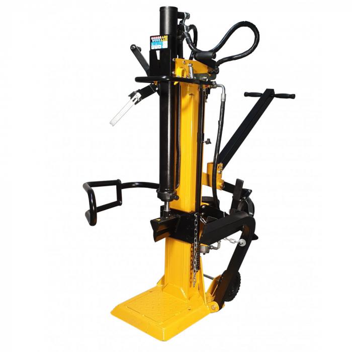 Despicator electrohidraulic busteni ProGARDEN 65712, 12T, 400V, 3.3kW 0