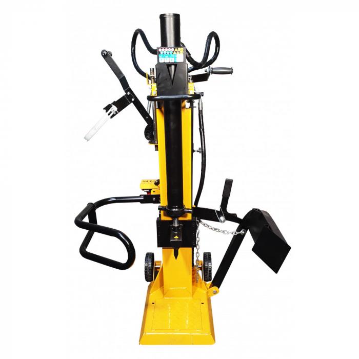 Despicator electrohidraulic busteni ProGARDEN 65712, 12T, 400V, 3.3kW 1