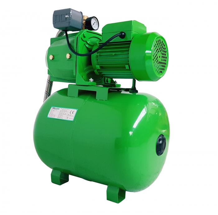 ProGARDEN AUJET200L/50L hidrofor, 1500W, 70L/min, 50L 0