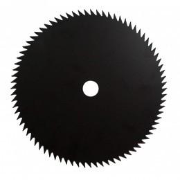 ProGARDEN Disc motocoasa de umar, 80 dinti, 254mm, 25.4mm 0