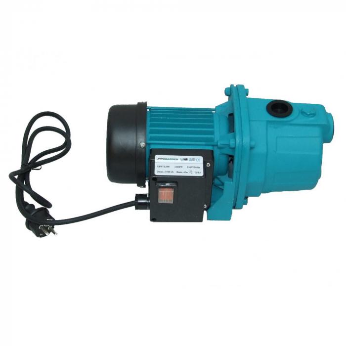 Pompa suprafata ProGARDEN GP071200, apa curata, 1200W, 58L/min 0