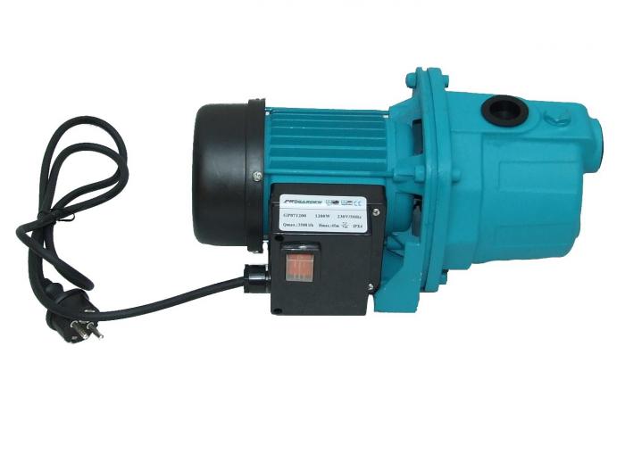 ProGARDEN GP071200 pompa suprafata, apa curata, 1200W, 58L/min 1