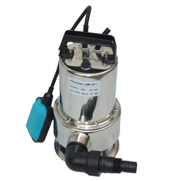Pompa submersibila apa curata ProGARDEN HQD400S1, 370W, 125L/min, plutitor 0