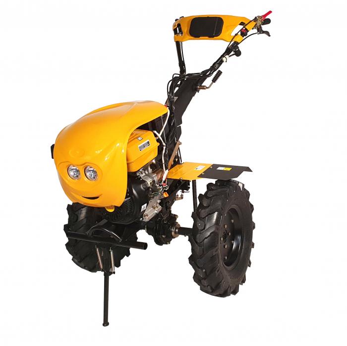 ProGARDEN HS1100-18DFR, motocultor 18CP, 2+1, roti 6.00-12, benzina, euro5, diferential, pornire electrica [Campo 1853] 0
