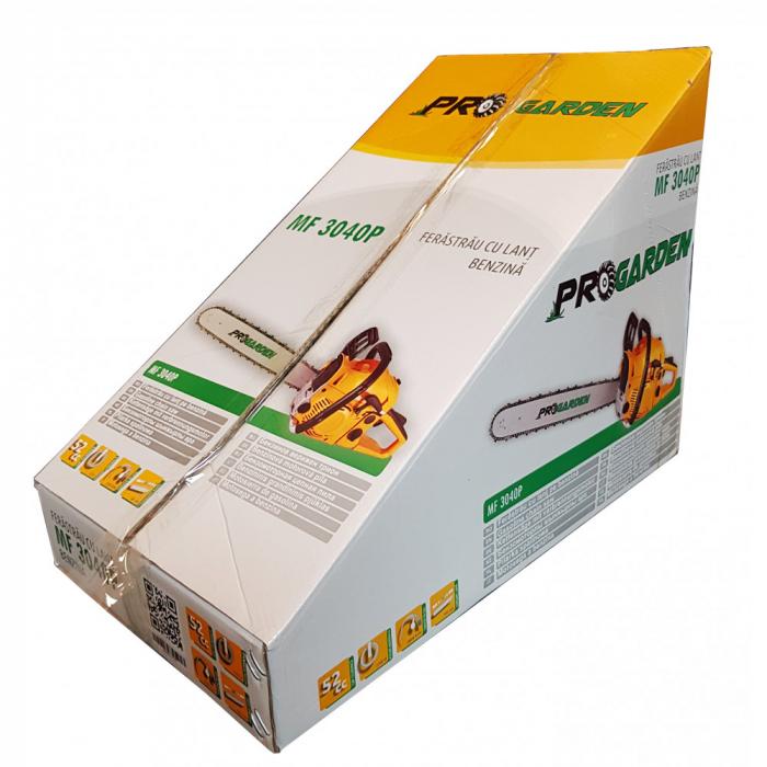 Motoferastrau 450mm ProGARDEN MF3545P, 3.5CP, benzina 2t, 58cmc 4